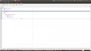 juffed - аналог Notepad++ для Ubuntu